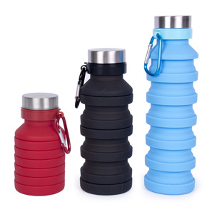 FOLDABLE SILICONE BOTTLES HF