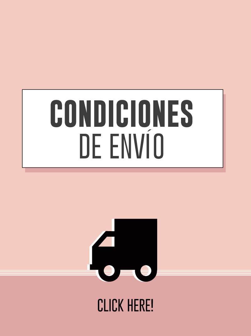 condiciones de envío