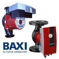 Enero 2013 - Nuevos circuladores de Alta Eficiencia QUANTUM Baxiroca.