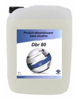 DBR 80 DESOBSTRUCTOR rápido