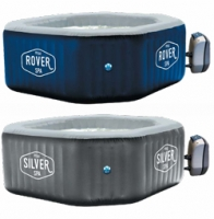 SPA HINCHABLE ROVER / SILVER