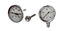 Termómetros - Hidrómetro - Manómetro