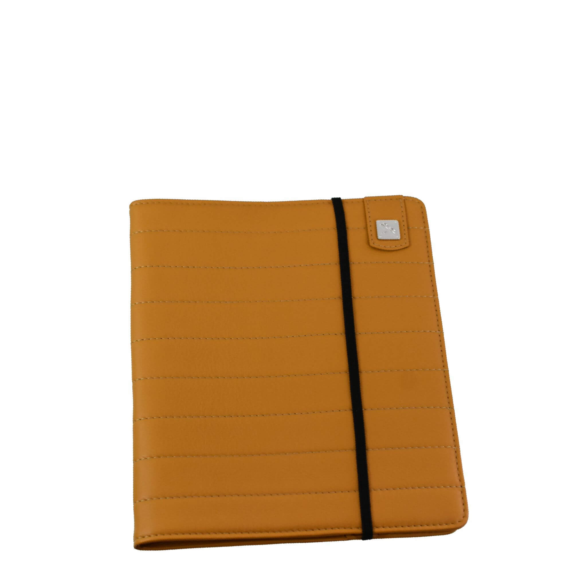 Camel Leather Cover. Notebook