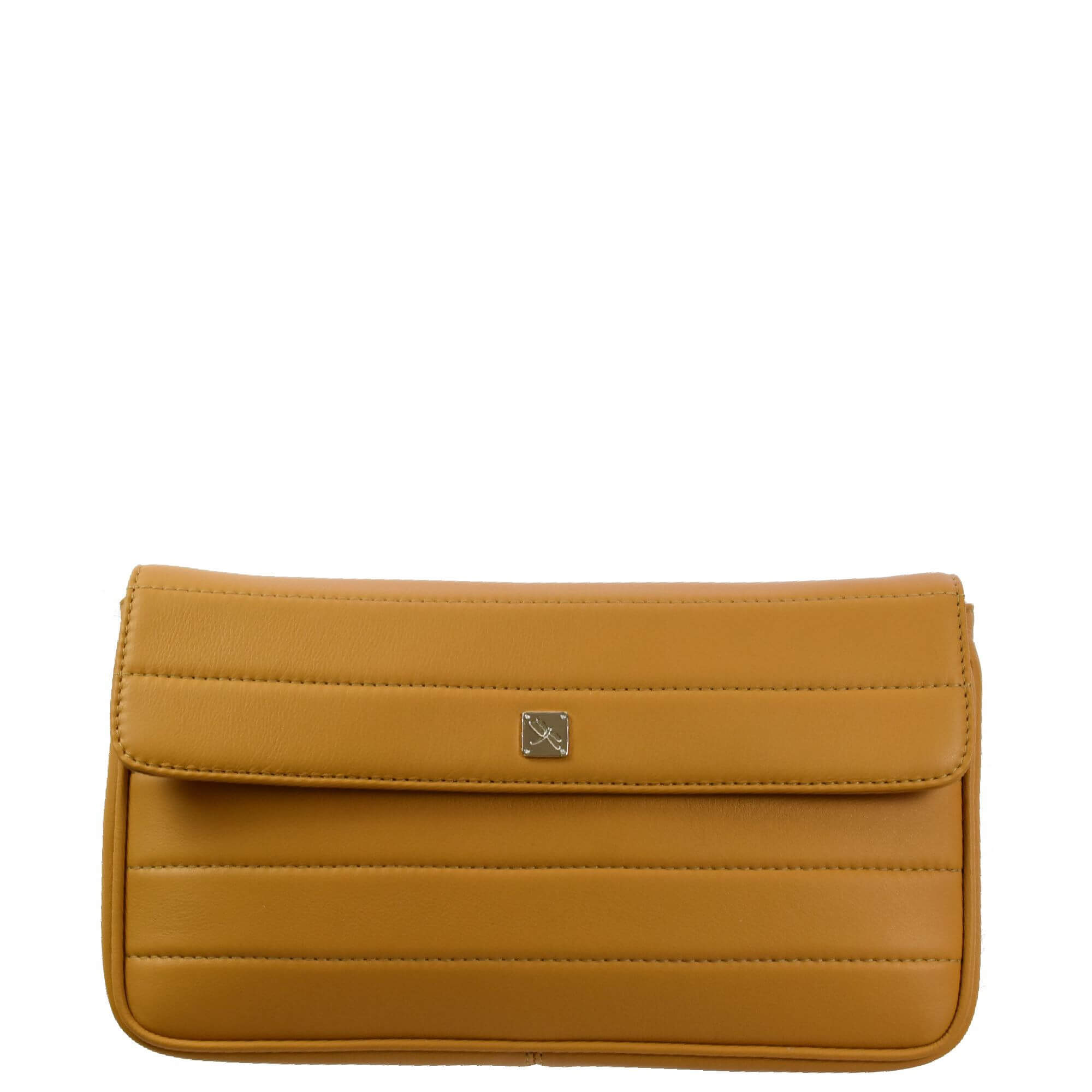 Camel Crossbody with Chain. Viena L