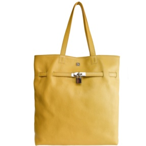 alicia Yellow Shopper