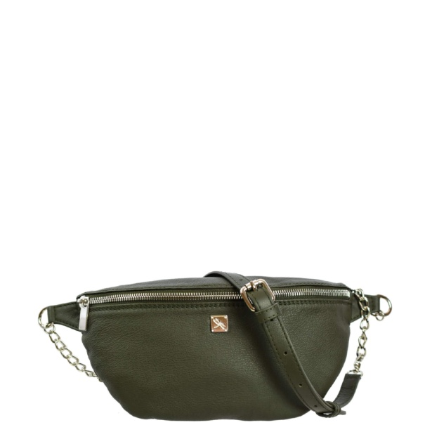 Green Belt Bag. Amal