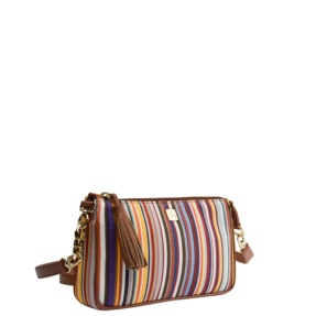 Bea Canvas Crossbody Bag