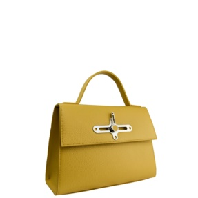 Berlin yellow Tote bag
