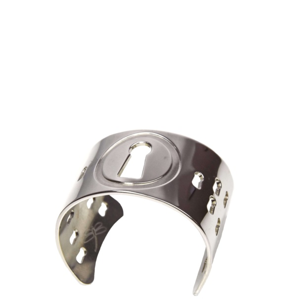 Silver Plated Brass Cuff - Jewelry & Accesories | TARA´S