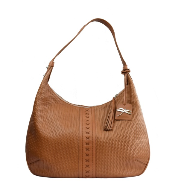 brown leather hobo bag tara's handbags