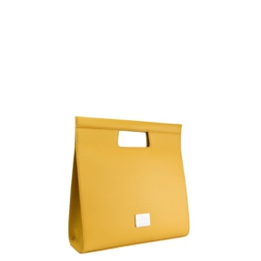 Chicago Handbag Rigid Yellow
