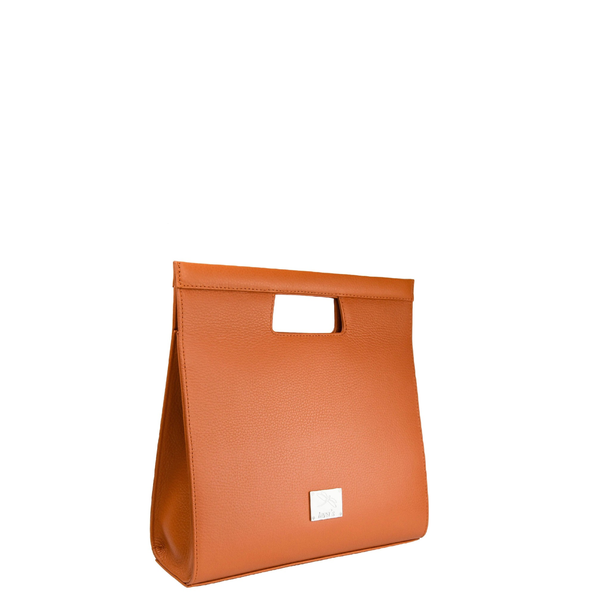Chicago Handbag Rigid Orange
