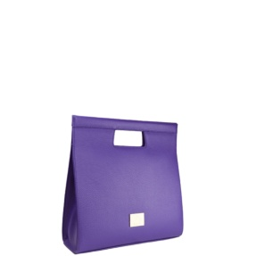 Chicago Handbag Rigid Purple