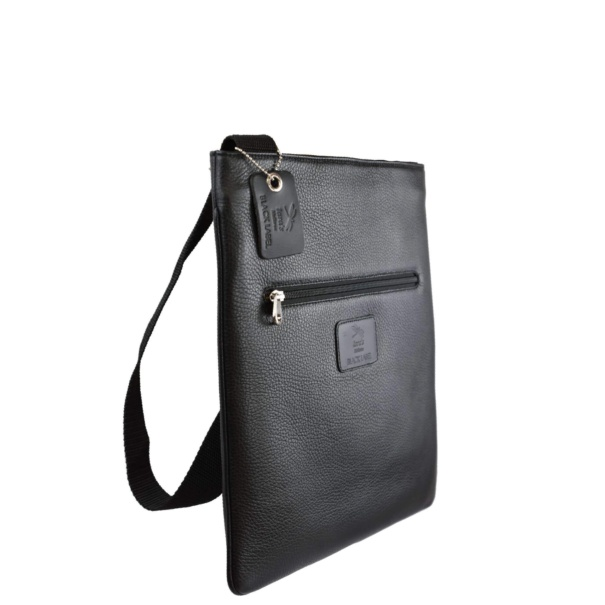 Black Crossbody Bag. Cuba