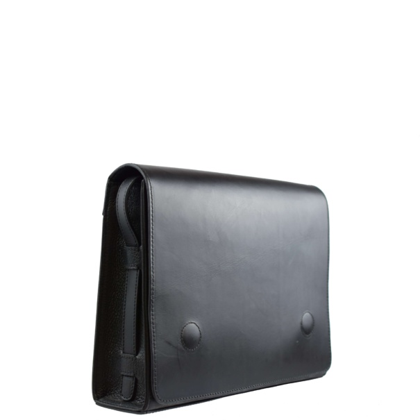 Black Crossbody Bag. Hera