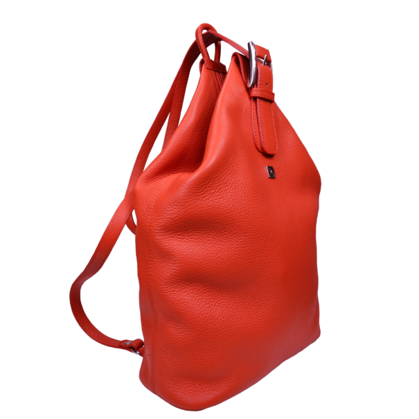 Mia Red Backpack
