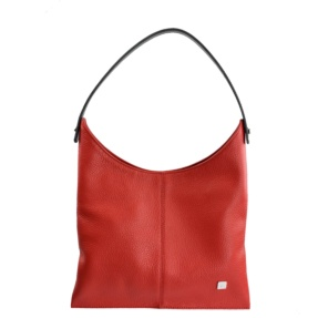 Red Hobo Bag - Leather Handbags | TARA´S