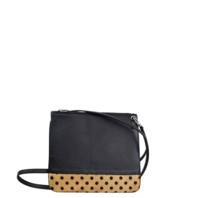 Palma Black Crossbody