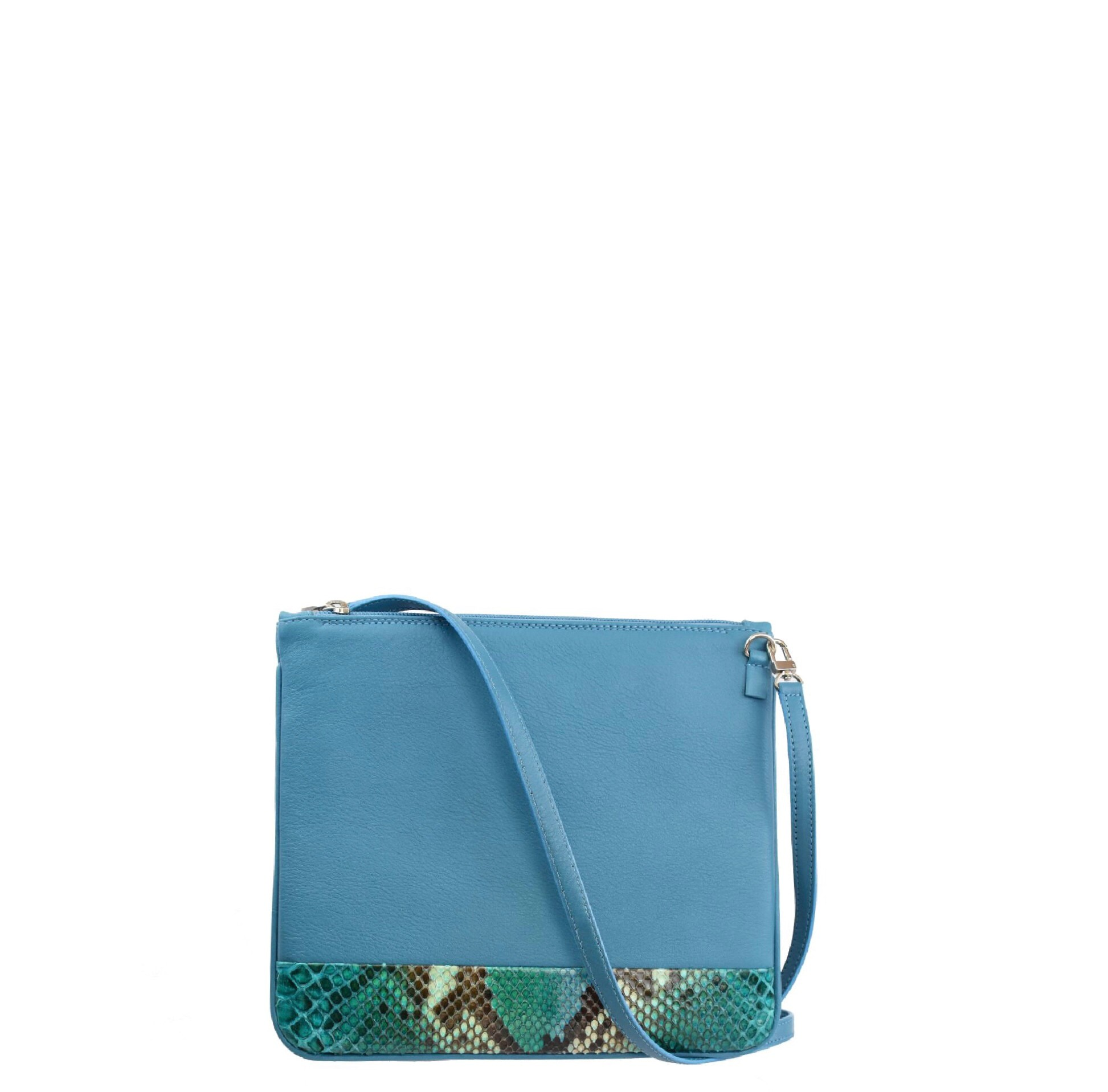 Palma Blue Crossbody tara's handbags