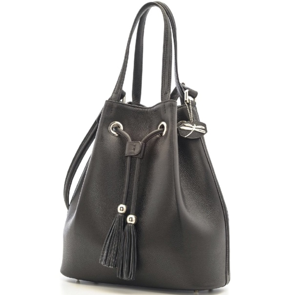 Ibiza Black Sac handbag