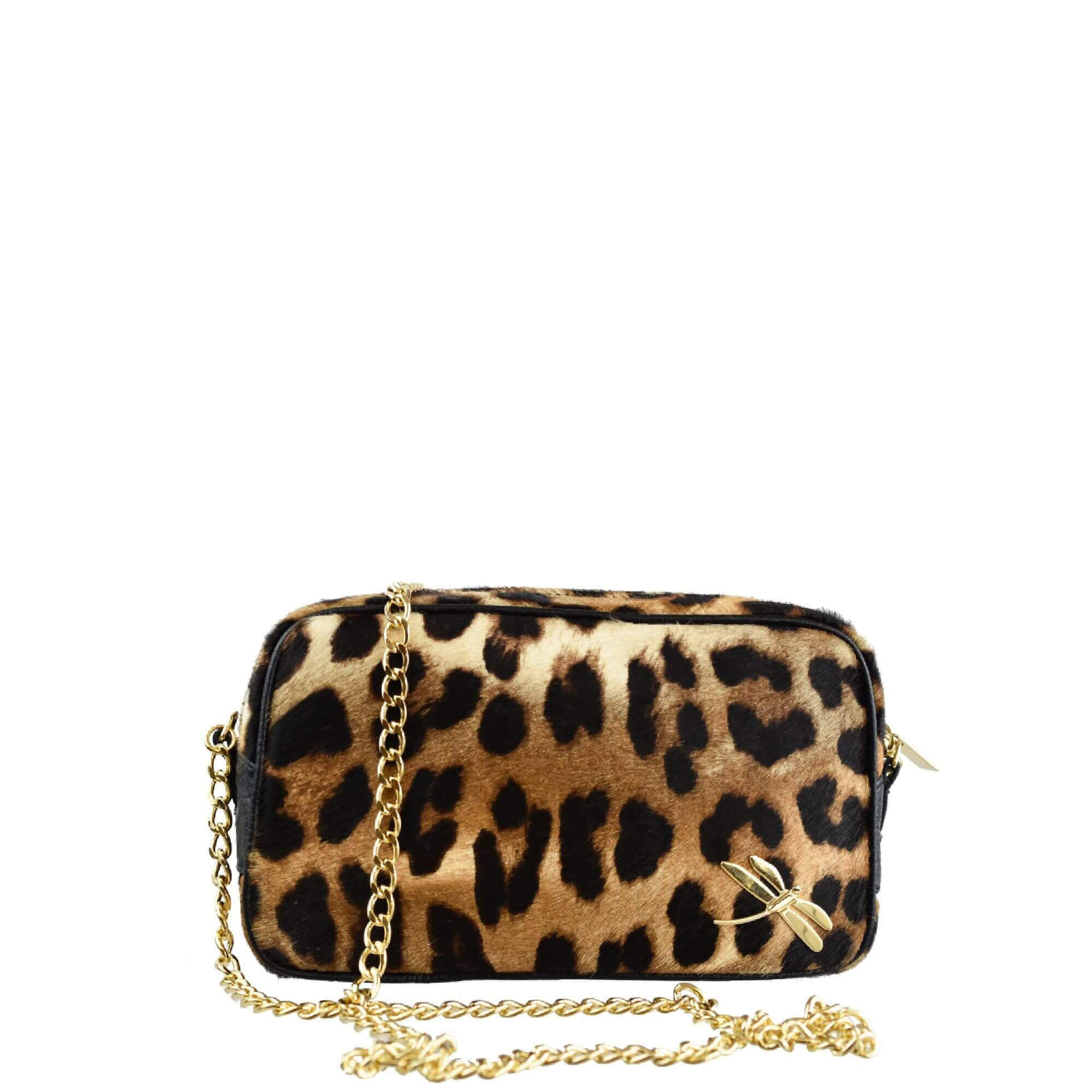Animal Print Crossbody. Boston