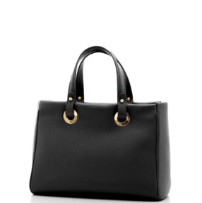 Madrid Handbag Tote Black
