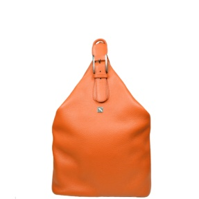Mia Orange Backpack