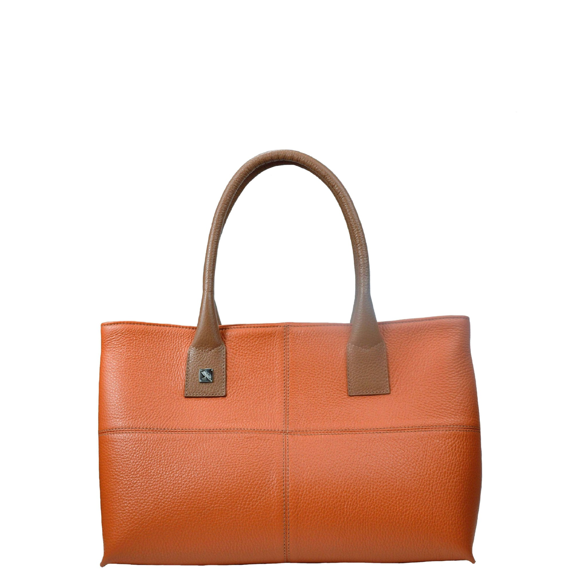 Natalia S Orange Tote Bag