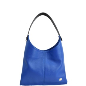 Blue Hobo bag. Deia