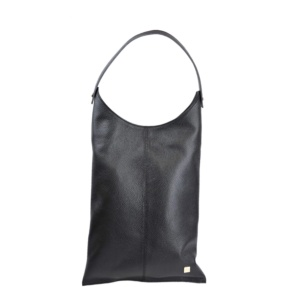 Deia black large handbag