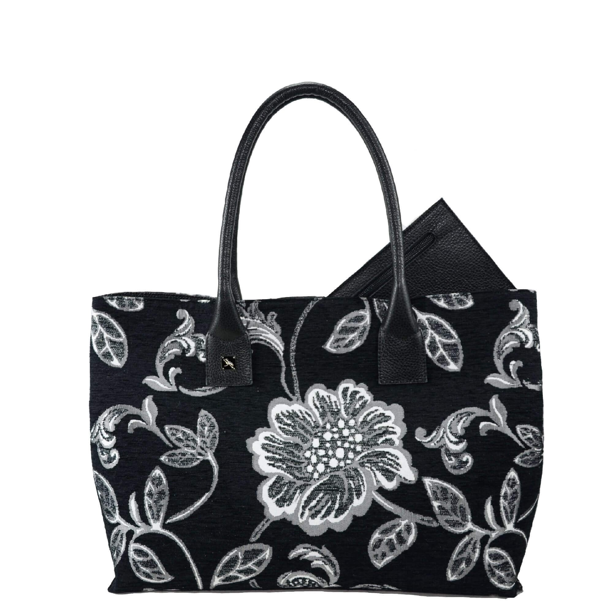 Flower Tote bag. Natalia L