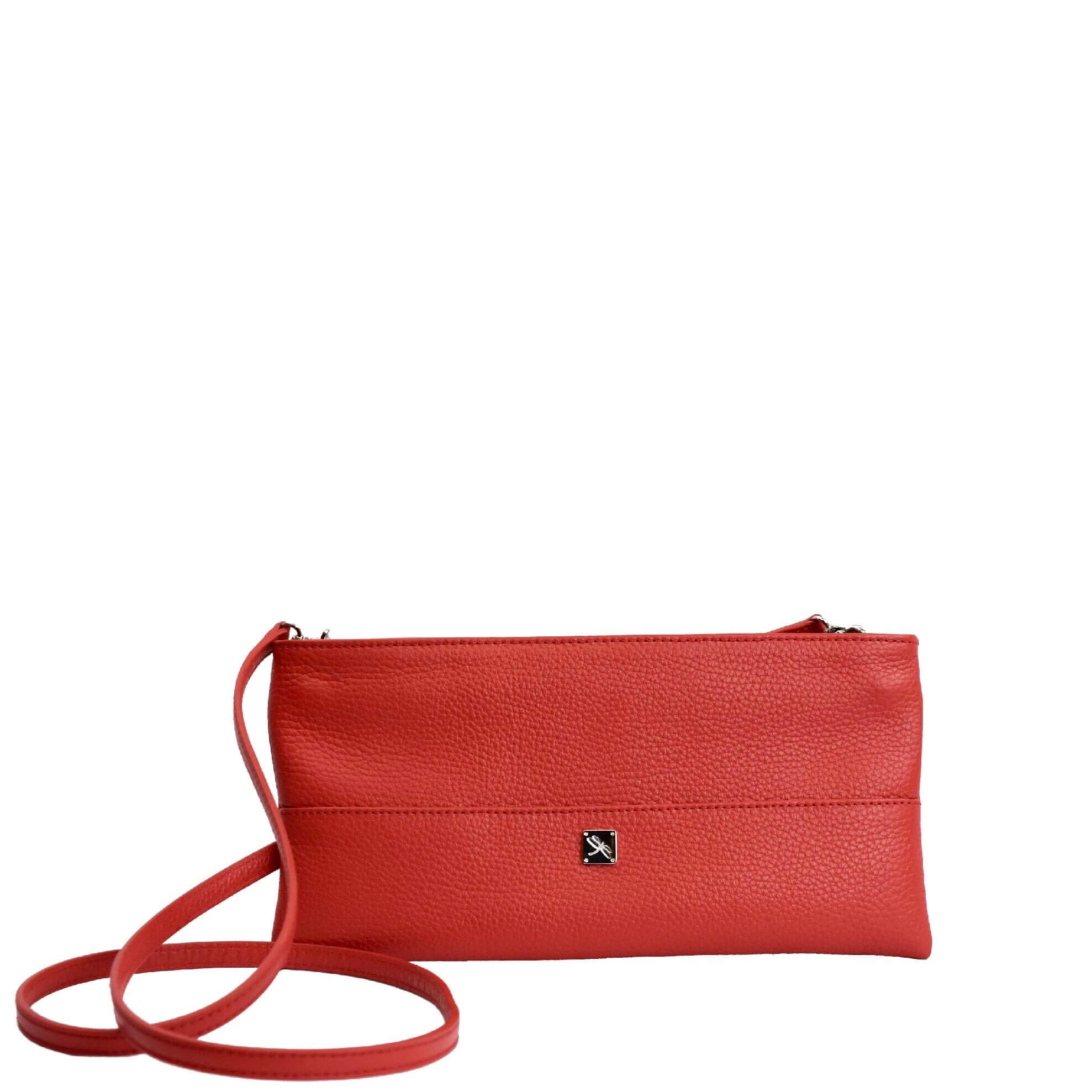 Mini Red Crossbody. Roma