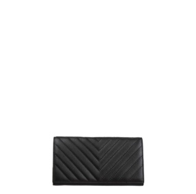 Leather Black Wallet tara's