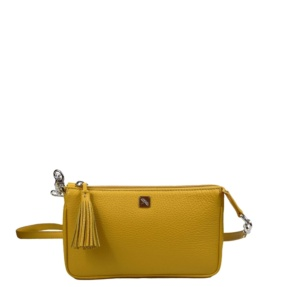 Bea Yellow Crossbody Bag