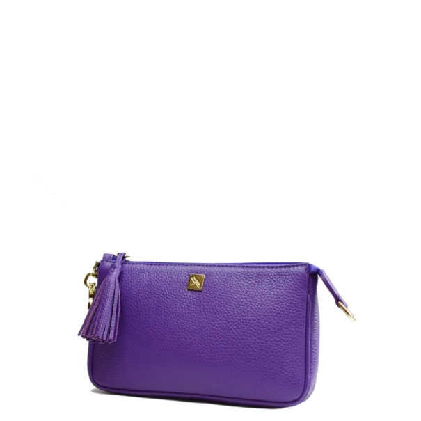 Bea Purple Crossbody Bag
