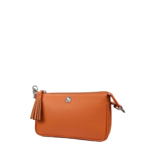 Bea Orange Crossbody Bag