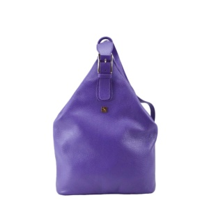 Mia Purple Backpack
