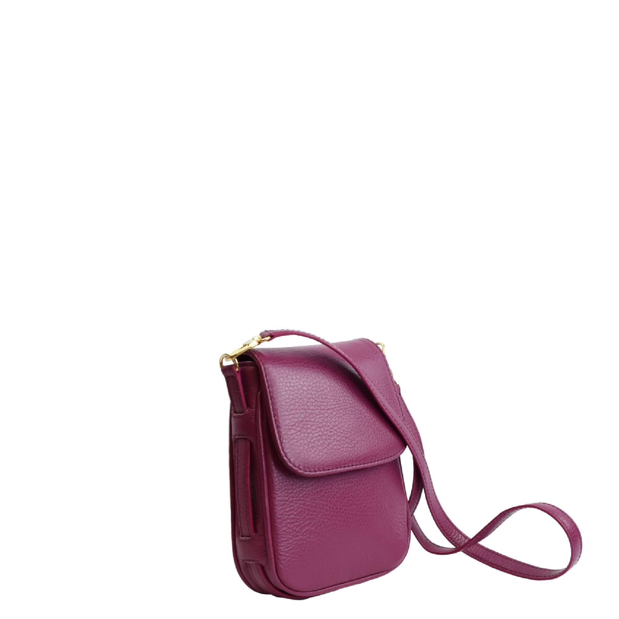 Soller Mini crossbody Plum