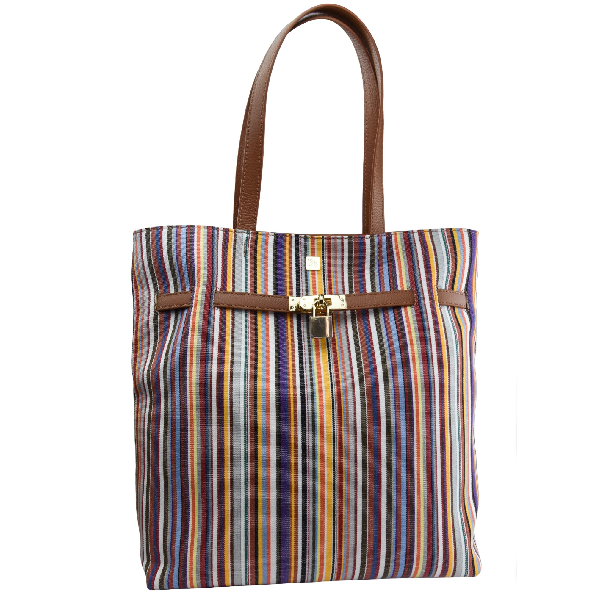 alicia Canvas Shopper