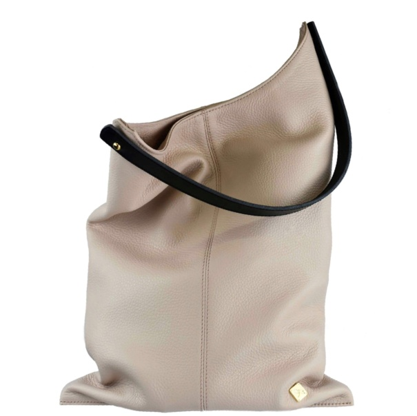 Soft Pink Hobo Bag. Deia L