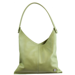 Mint Green Hobo Bag - Leather Handbags | TARA´S