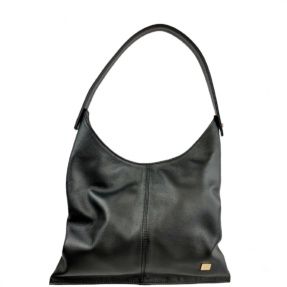 Black Hobo Bag - Leather Handbags | TARA´S