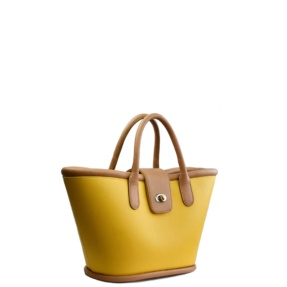 tara's yellow mini basket