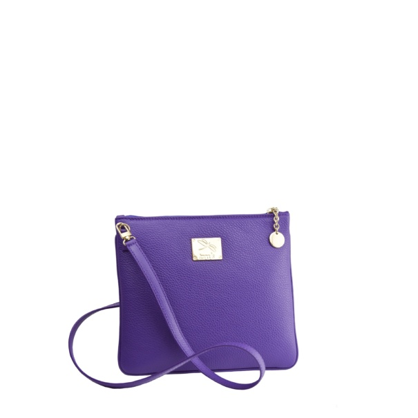 Palma Purple Crossbody Bag