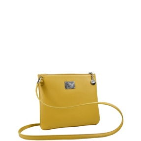 Palma Yellow Crossbody Bag