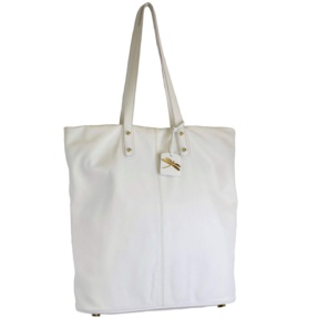 Shopping Bag. White