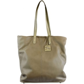 Shopping Bag. Taupe