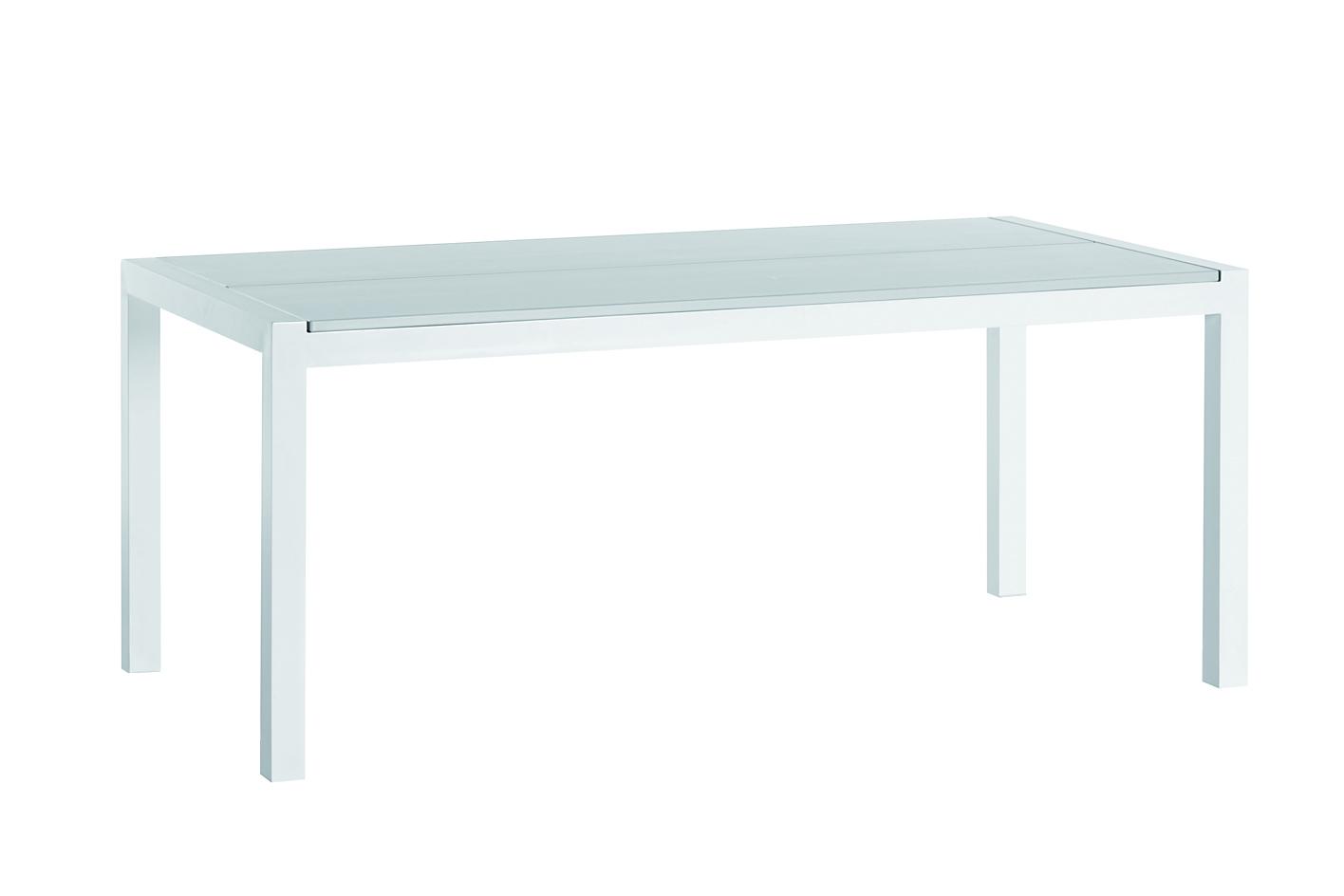 TABLE SALLE À MANGER RECTANGULAIRE