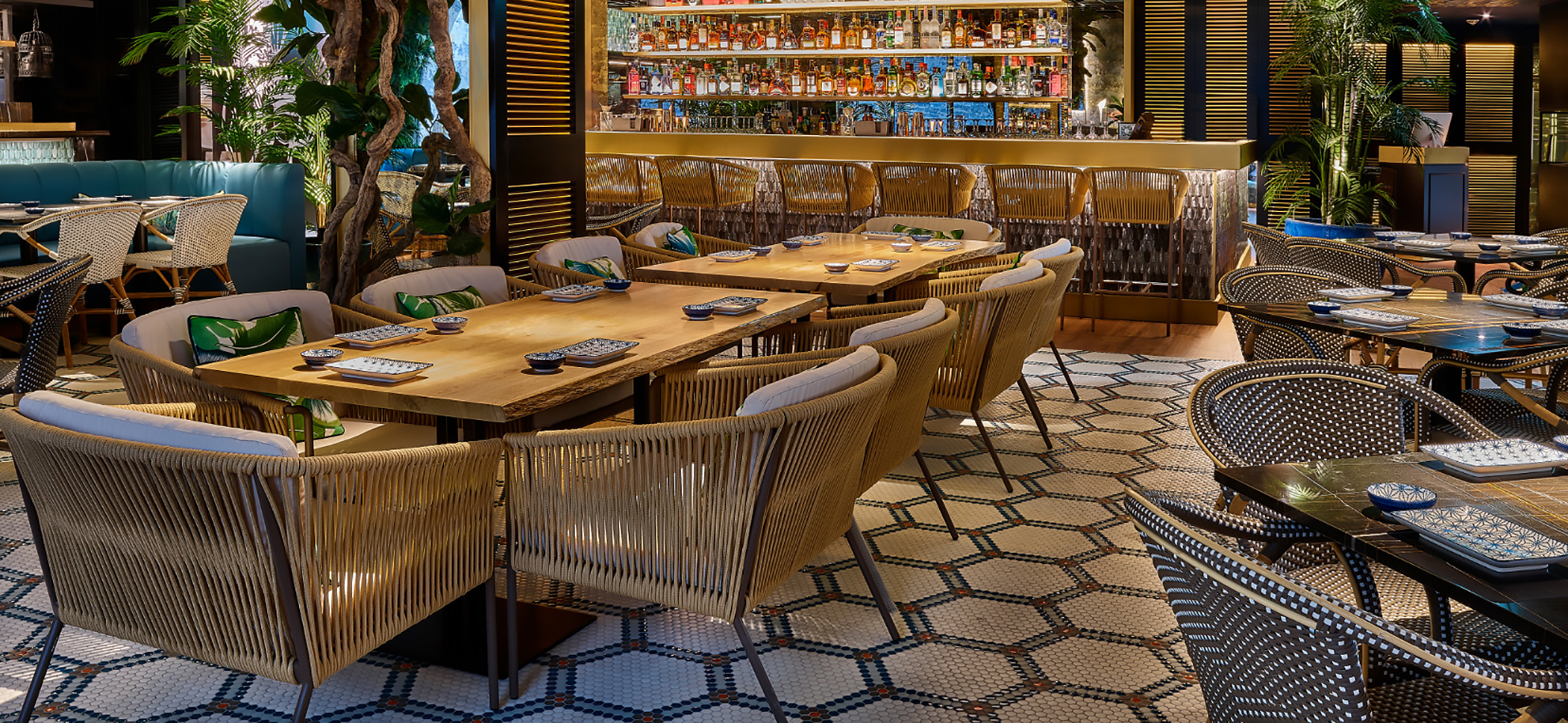 Zela London Restaurant