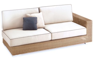 MODULAR SOFA WITH LEFT ARM
